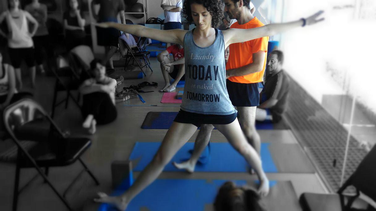 Yoga mas que relajacion