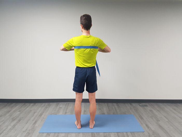 Yoga para el dolor de cuello 2