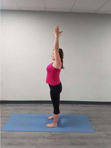 secuencia de yoga surya namaskar saludo al sol
