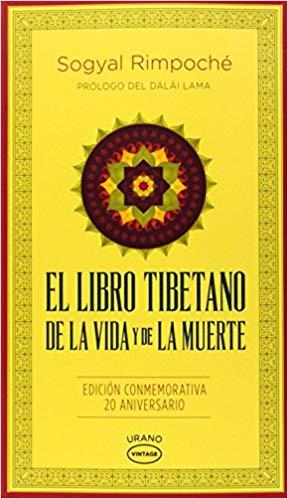 el libro tibetano de la vida y de la muerte de sogyal rimpoche