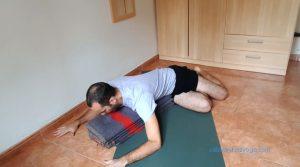 dolor lumbar y yoga