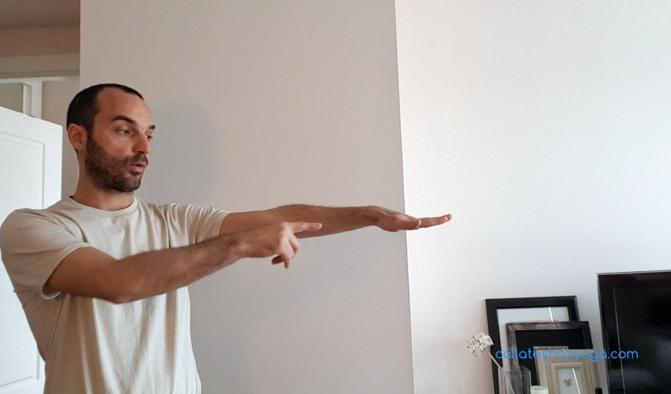 Una lección gratis del curso de Yoga online