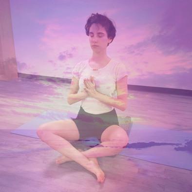 yoga en casa posturas para el dolor lumbar  callateyhazyoga