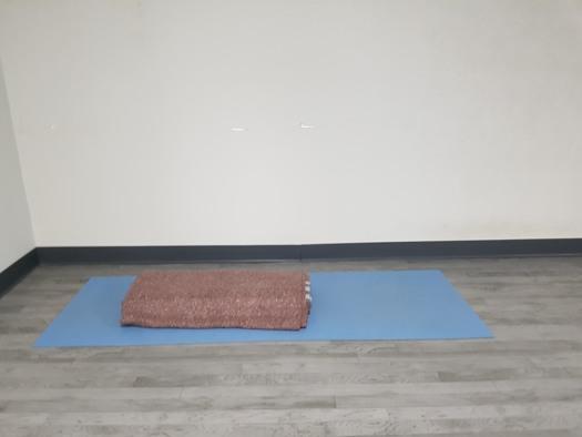 Chaturanga en mantas