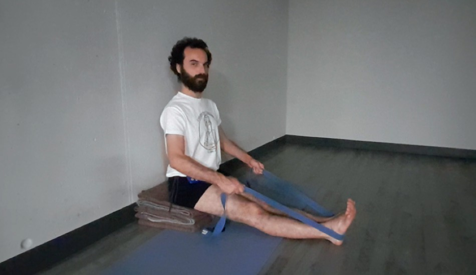 leccion del curso de Yoga
