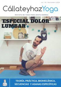 Portada de la revista de Yoga número 10