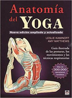 anatomia para el Yoga de leslie kaminoff