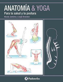 anatomia y yoga de Nicola Jenkins