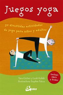 libro de yoga para niños