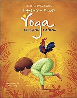 yoga por la mañana para niños