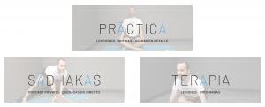 un curso de yoga online