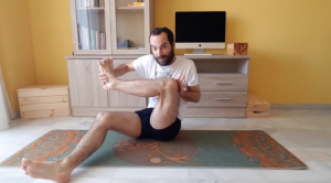 yoga para las caderas