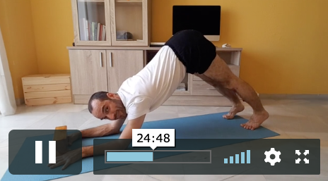 yoga y omóplatos