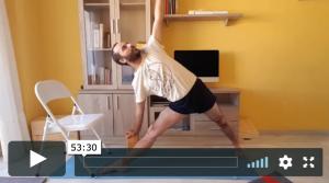 aumentando la energía con Yoga