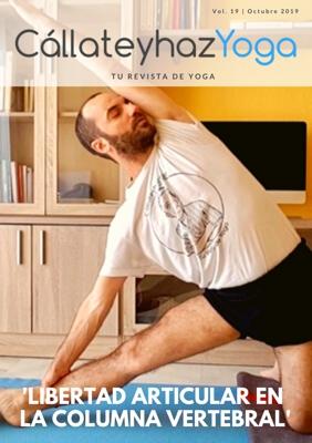 revista de Yoga número 19 de octubre de 2019