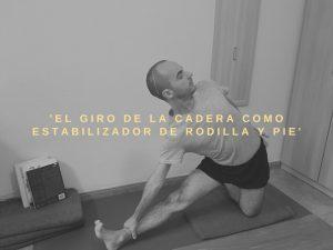 La cadera en el Yoga
