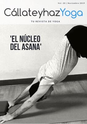 Revista de Yoga número 20. Noviembre