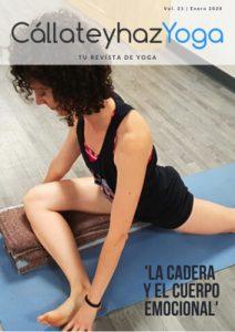 Revista de Yoga número 21 de Enero de 2020.