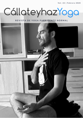 Revista de Yoga número 22 de Febrero de 2020.