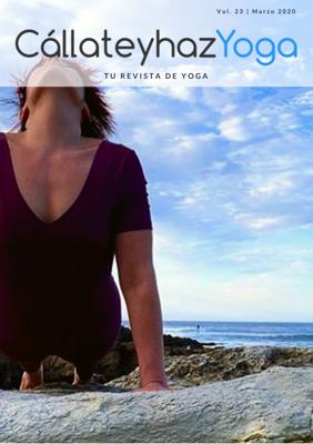 Número 23 de la revista de Yoga