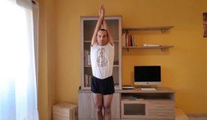 Cómo hacer tracciones en Yoga